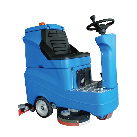 驾驶式洗地机HMJ750